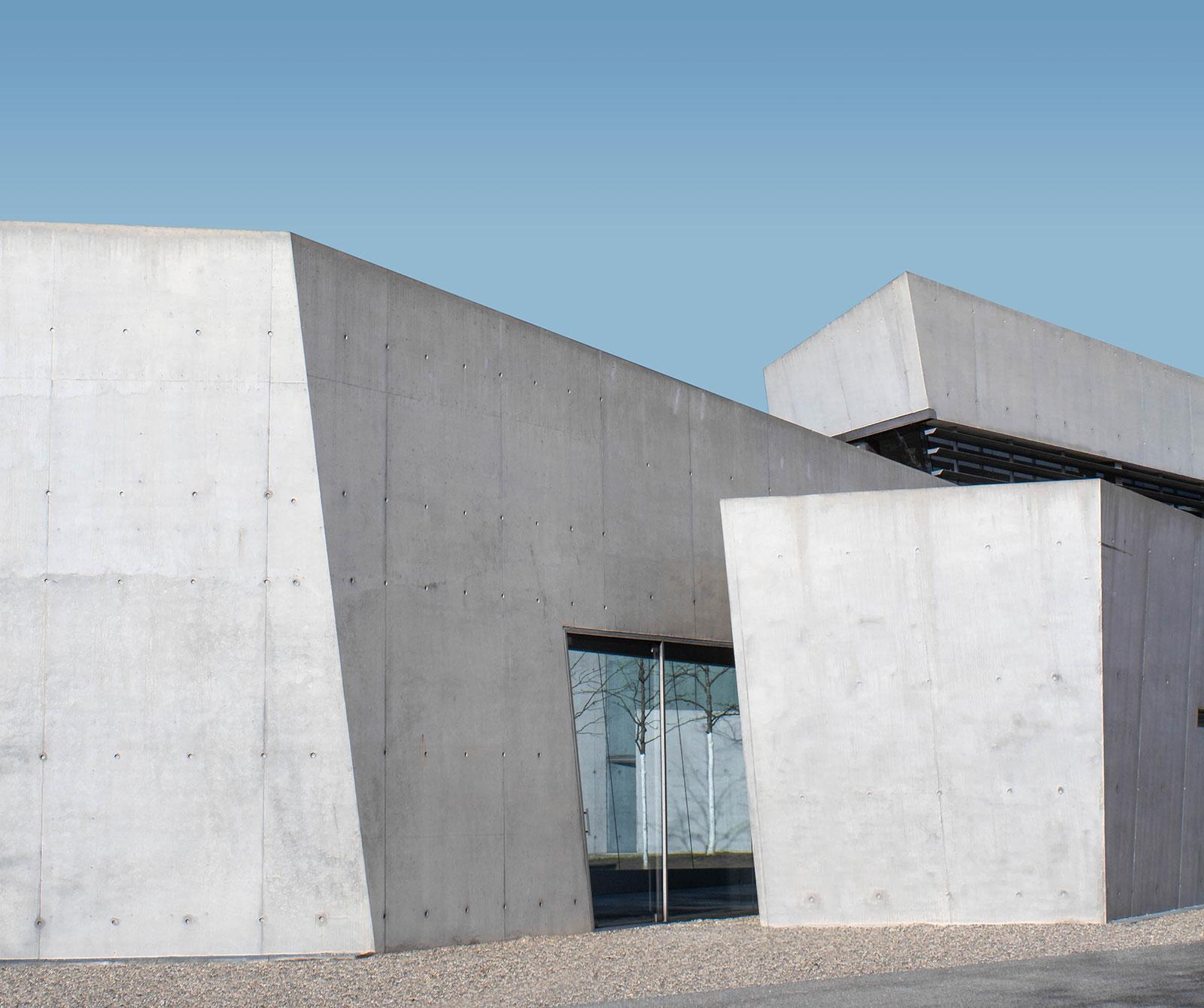 Concrete & Architecture